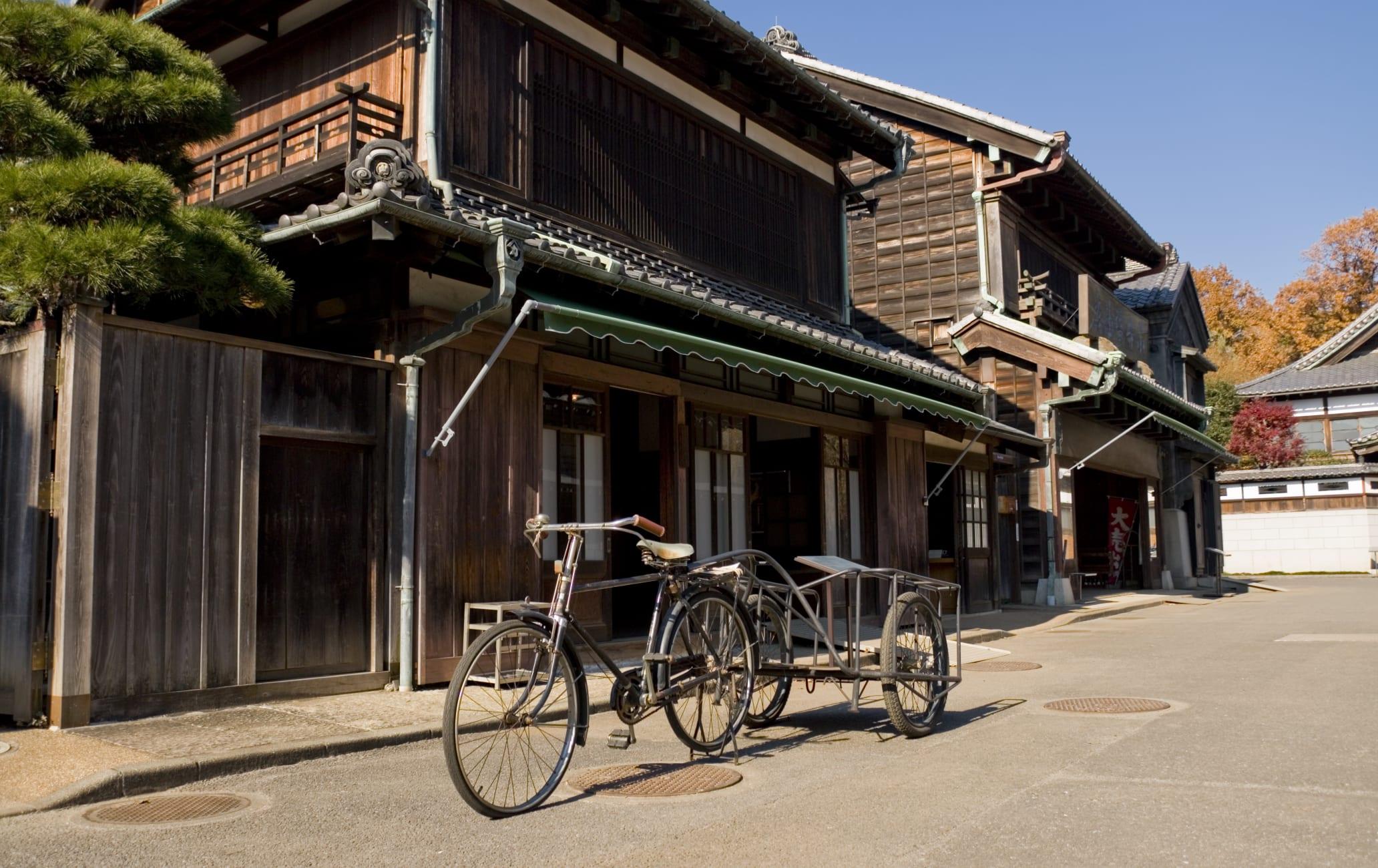 Edo Tokyo Open Air Architectural Museum