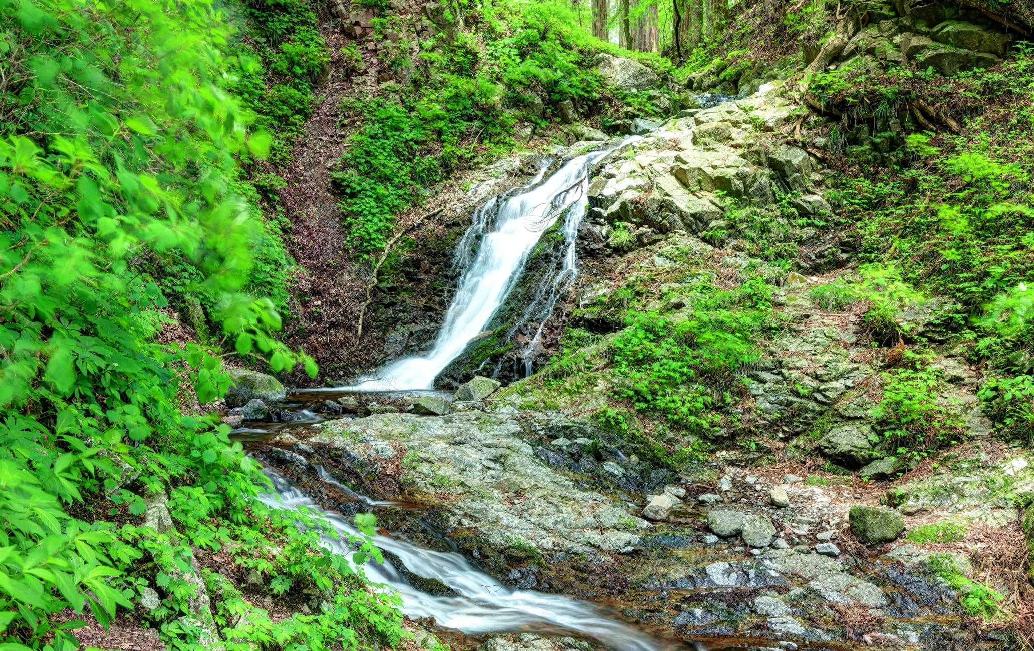 Shiraito water fall
