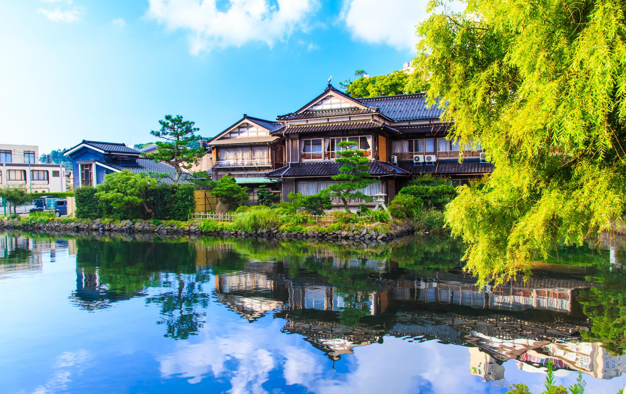 Wakura-onsen Hot Spring