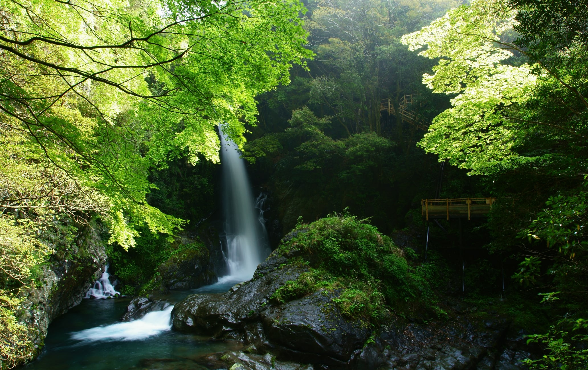 Kawazu Seven Waterfalls