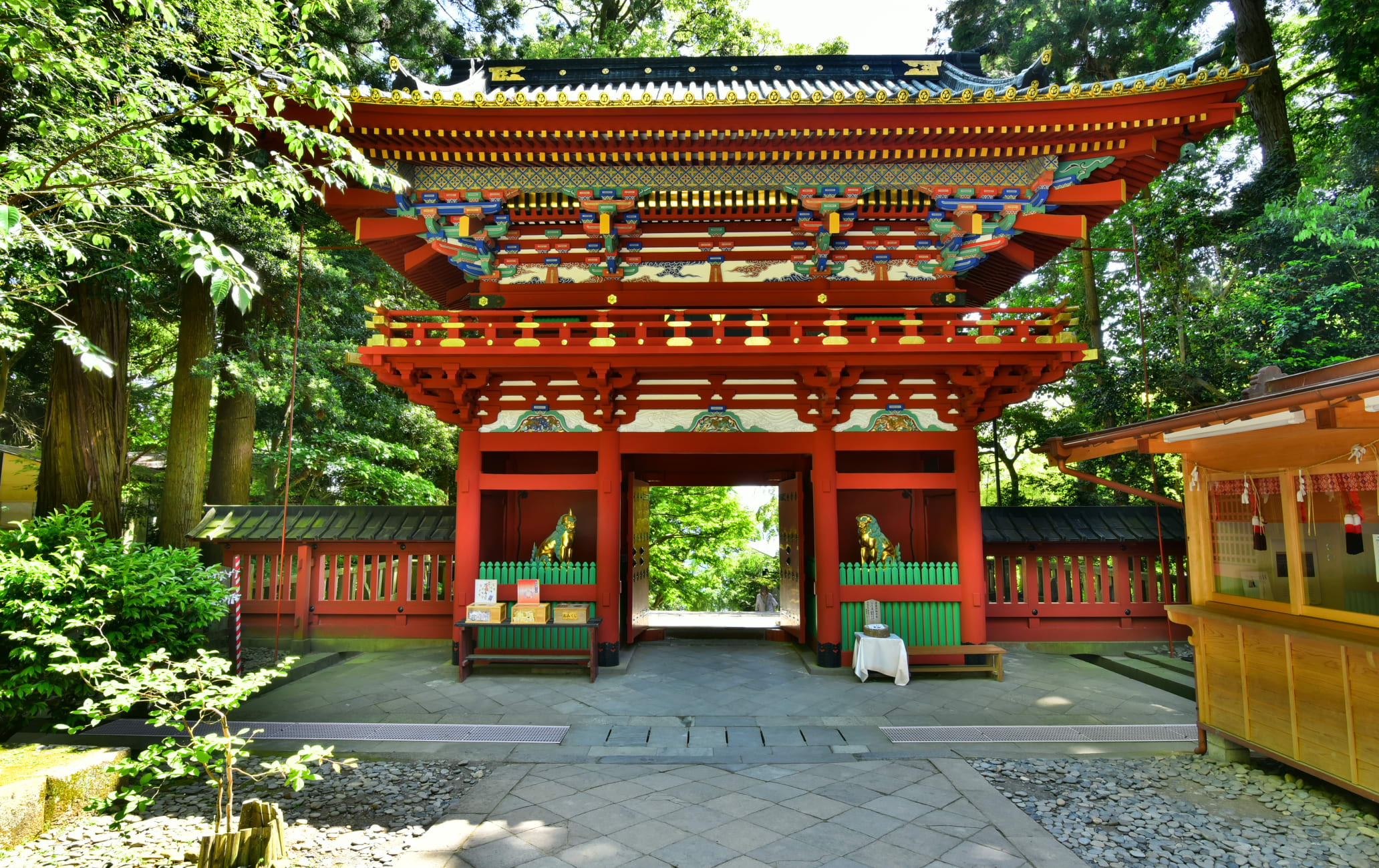 Kuno-zan Tosho-gu Shrine