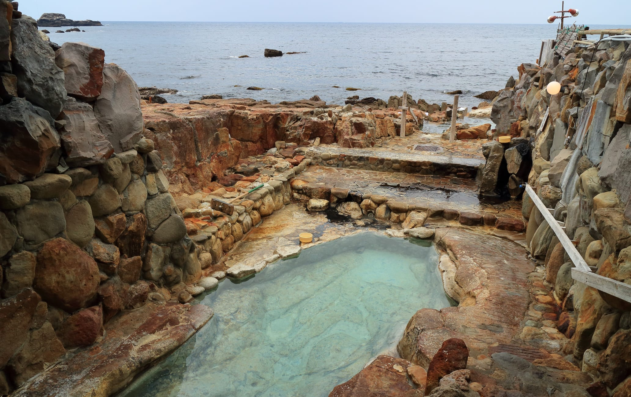 Shirahama-onsen Hot Spring