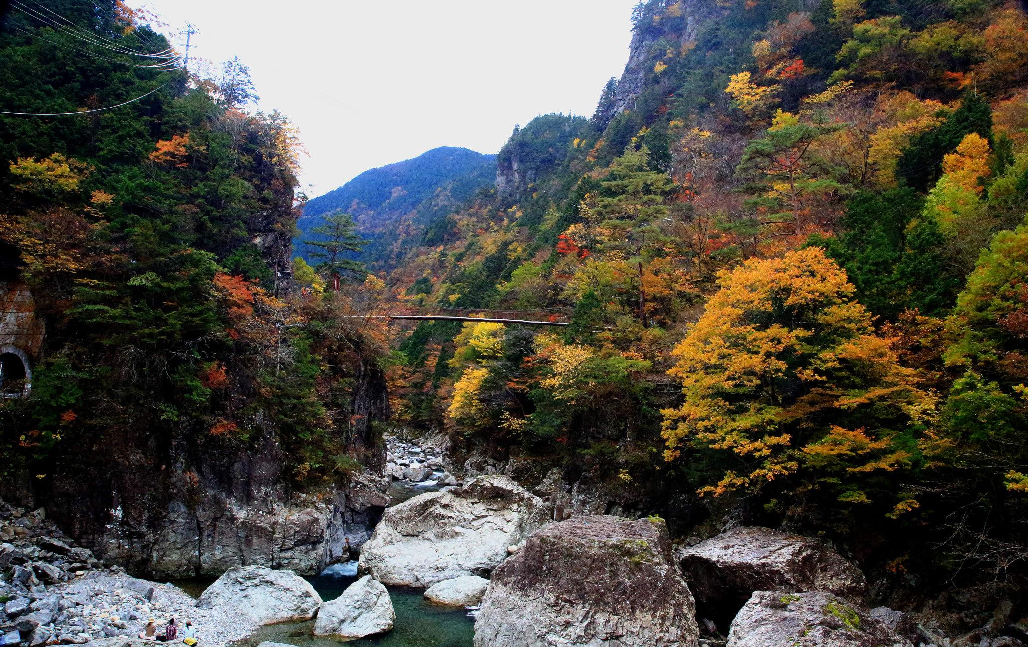 mitarai valley