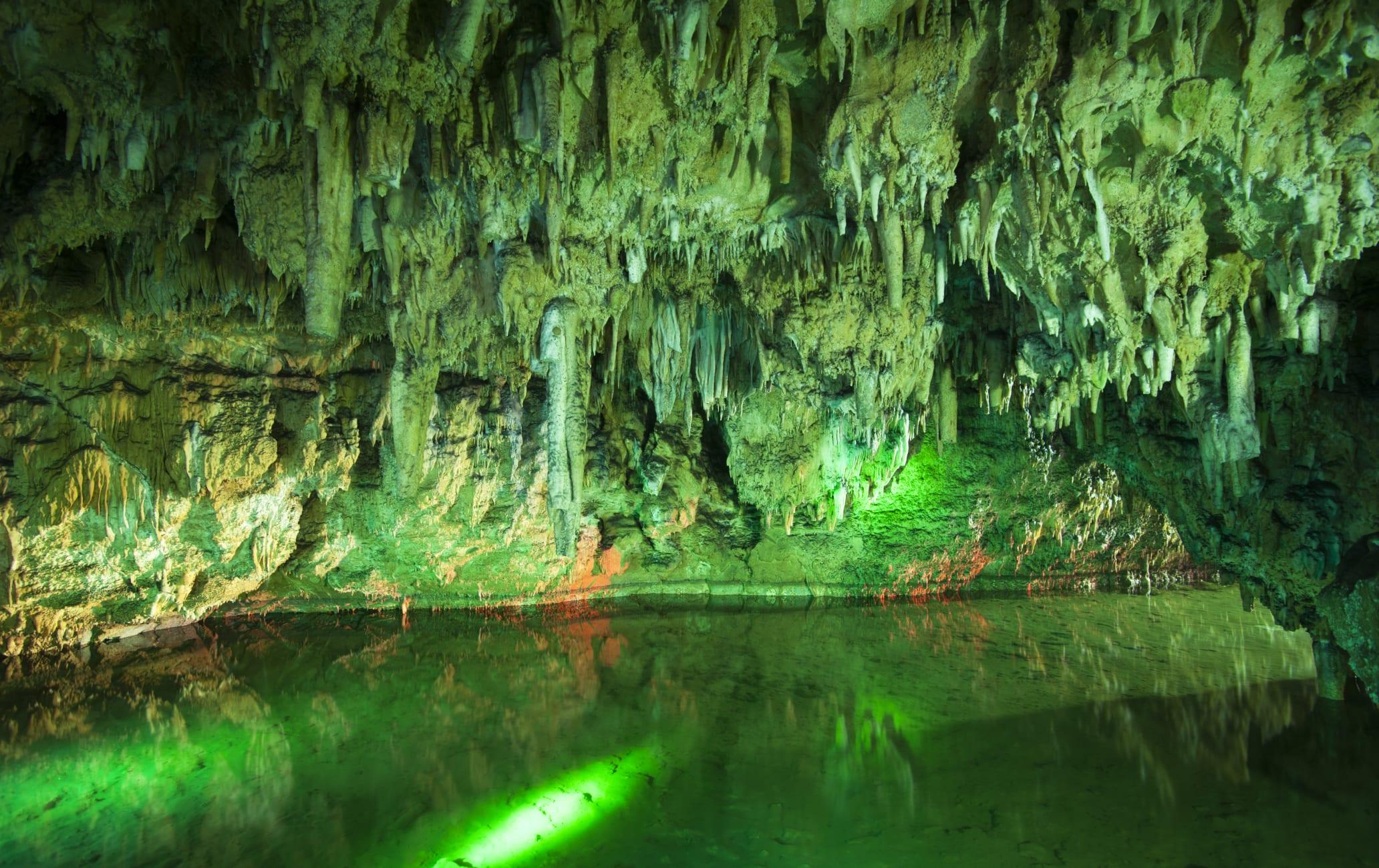 Maki-do cave