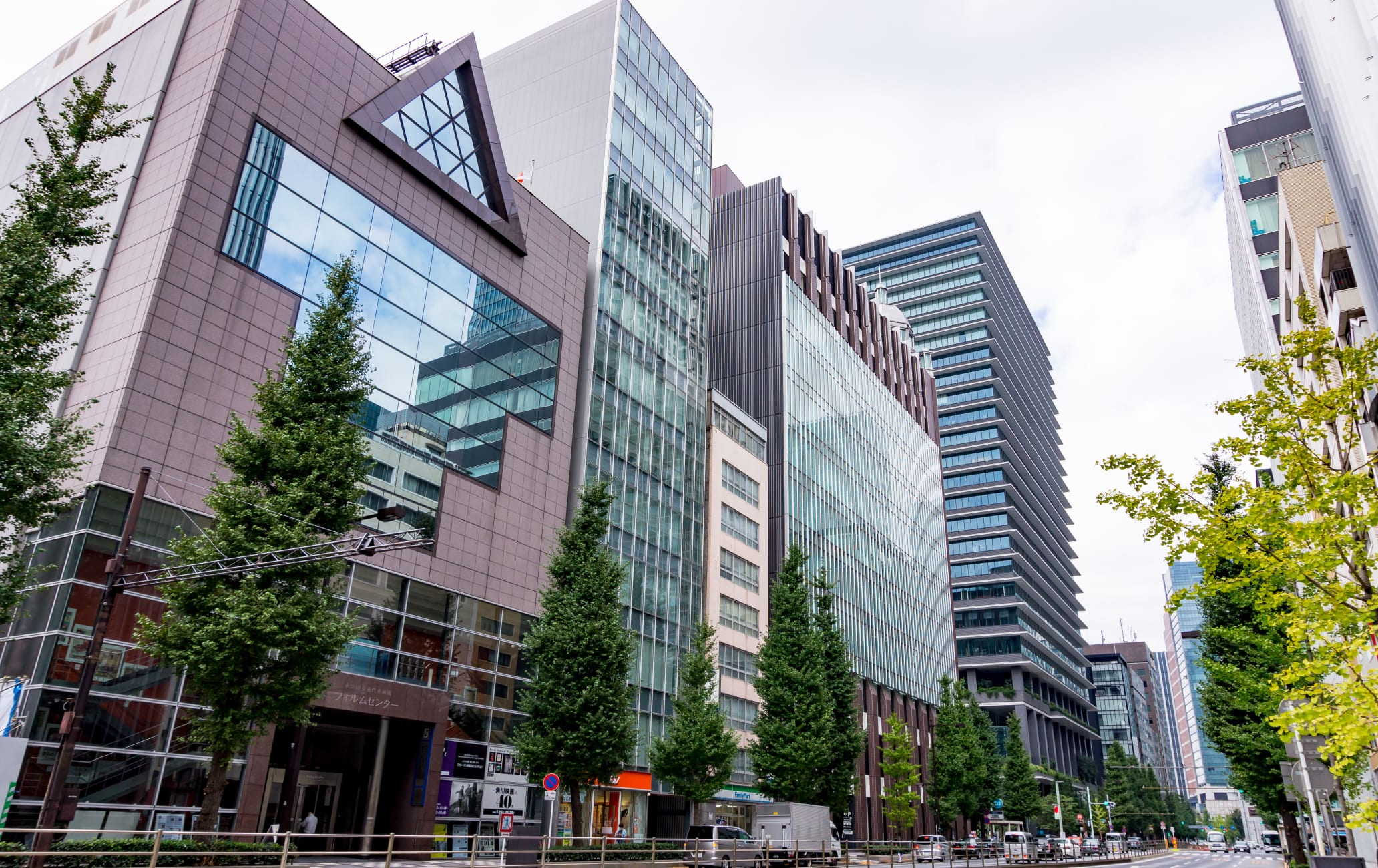 The National Museum of Modern Art Tokyo Film Center