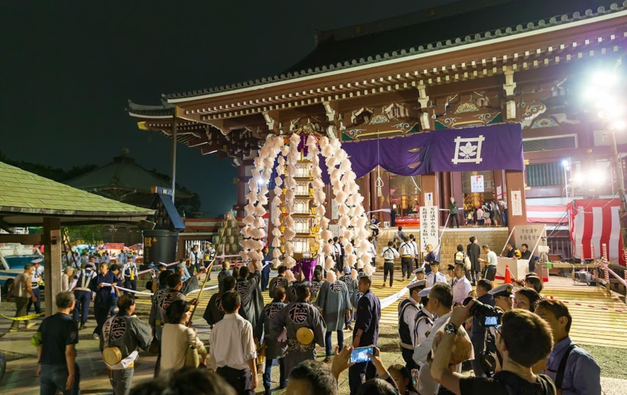 Ikegami-Honmon-ji Temple