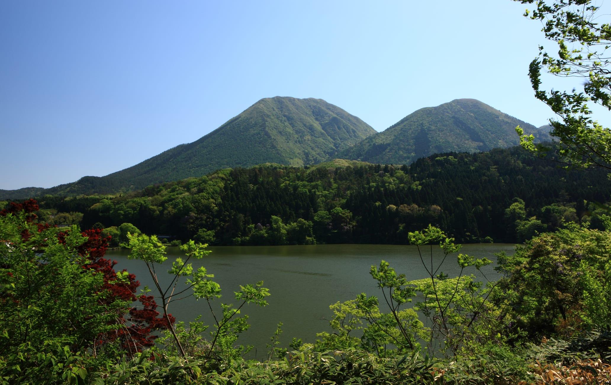 Mt. Sanbe