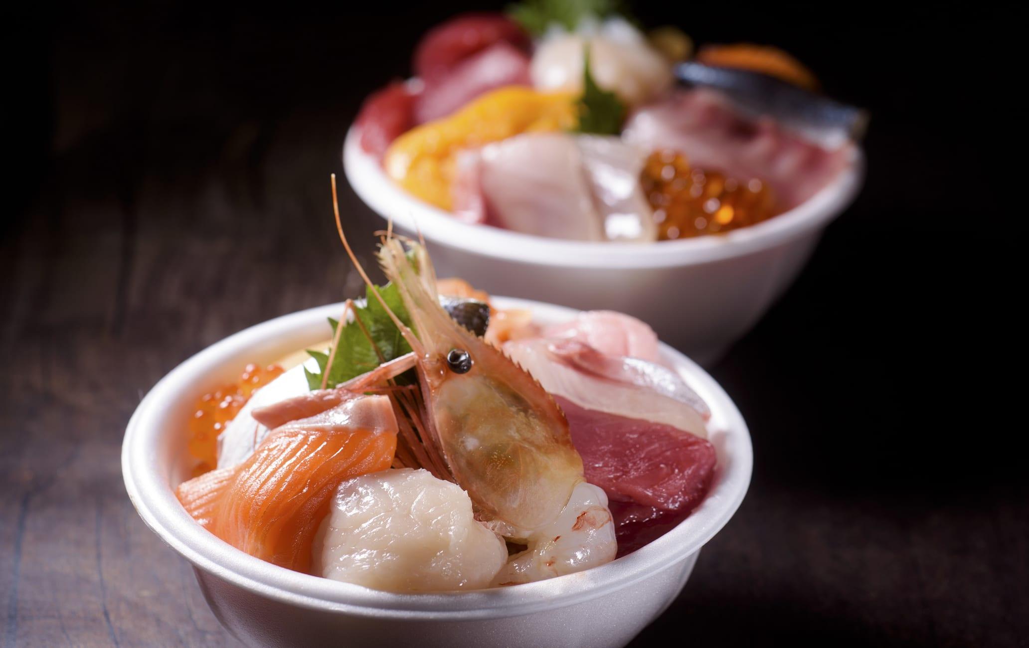 Furukawa Fish Market Aomori Gyosai Center