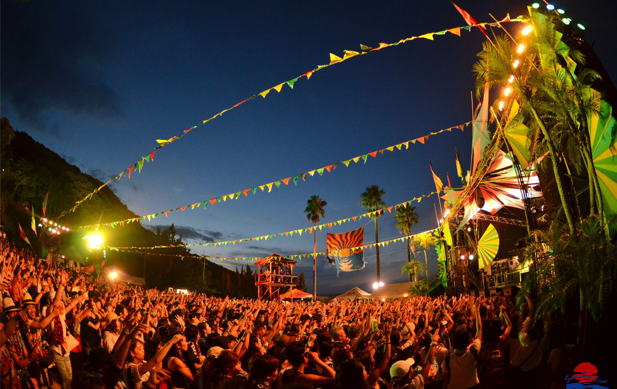 Sunset Live Music Festiva