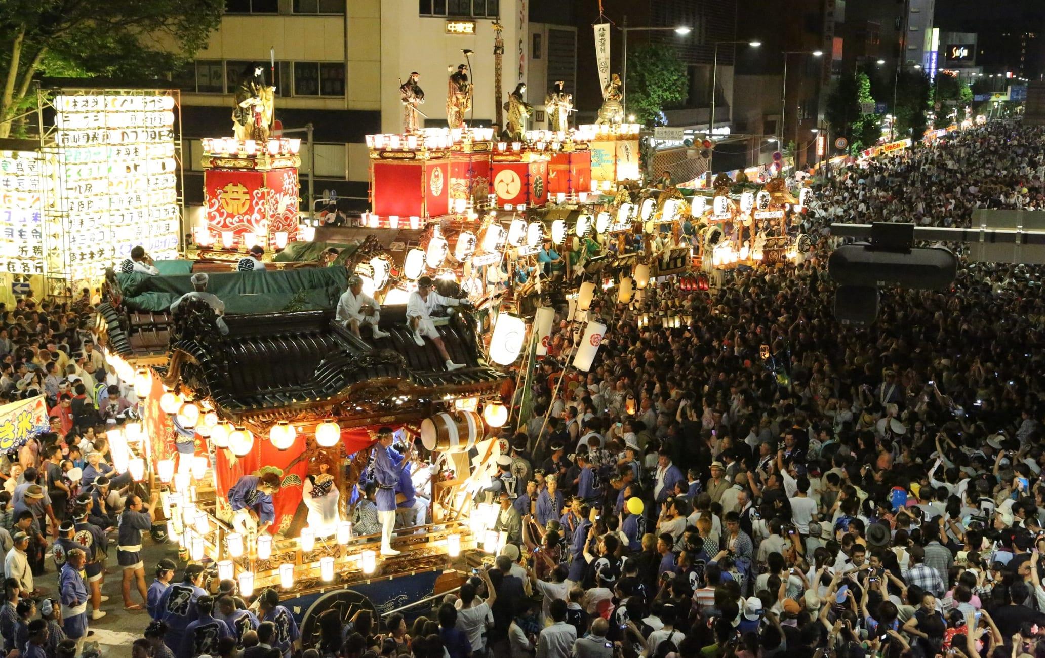 Kumagaya Uchiwa Matsuri