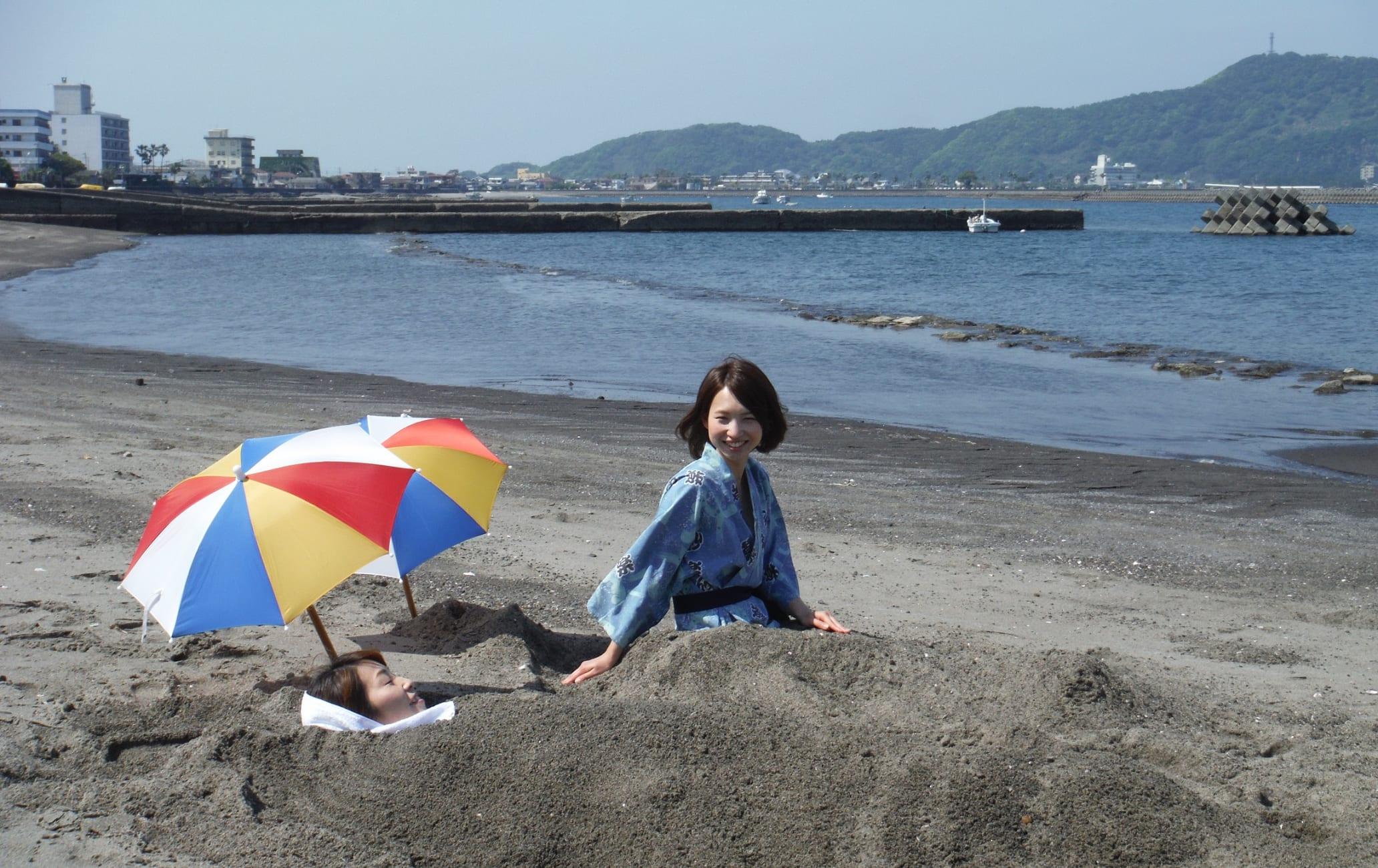 Ibusuki Onsen