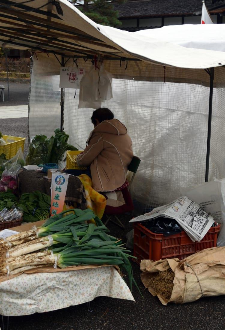 Miyagawa Morning Market