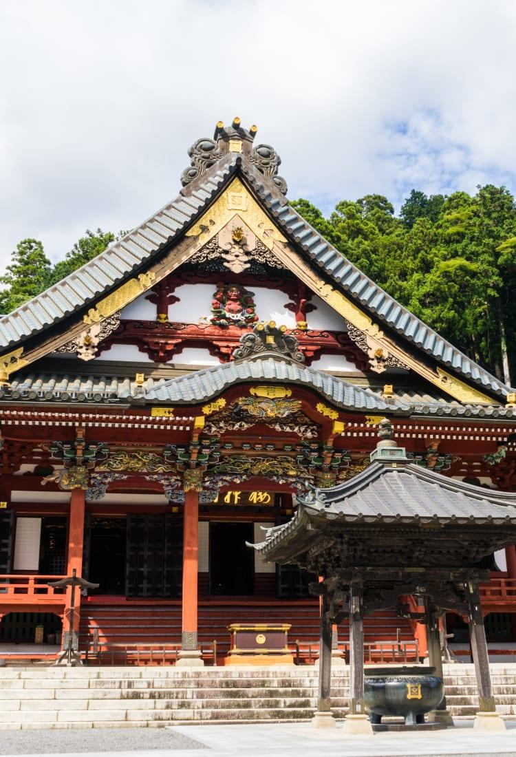 Minobu-san Kuonji Temple
