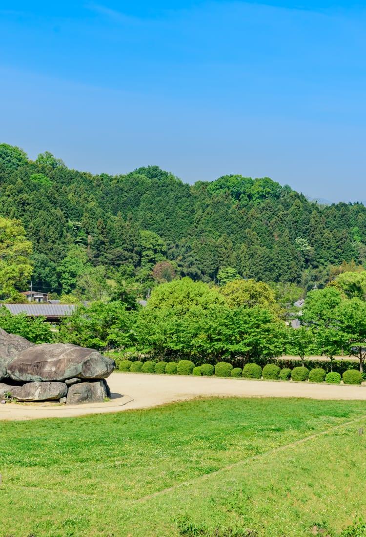 ishibutai burial mound