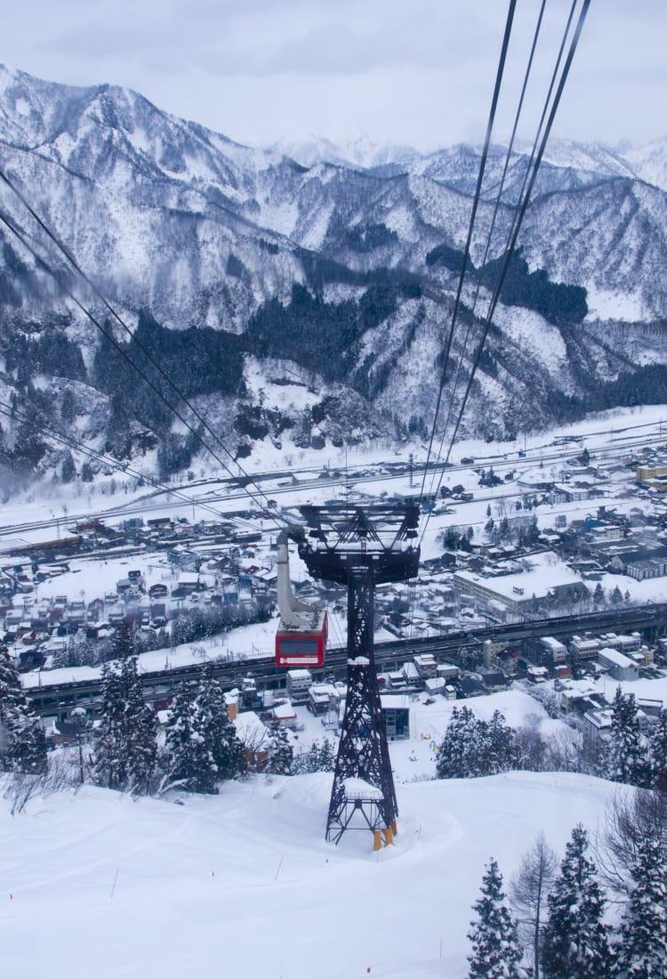 yuzawa kogen highland ski & panorama park