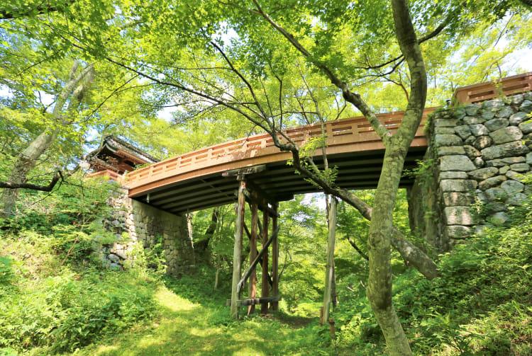 Takato Castle Site Park