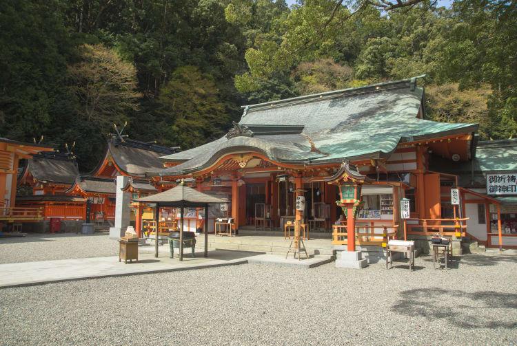 Kumano Nachi-taisha Shrine