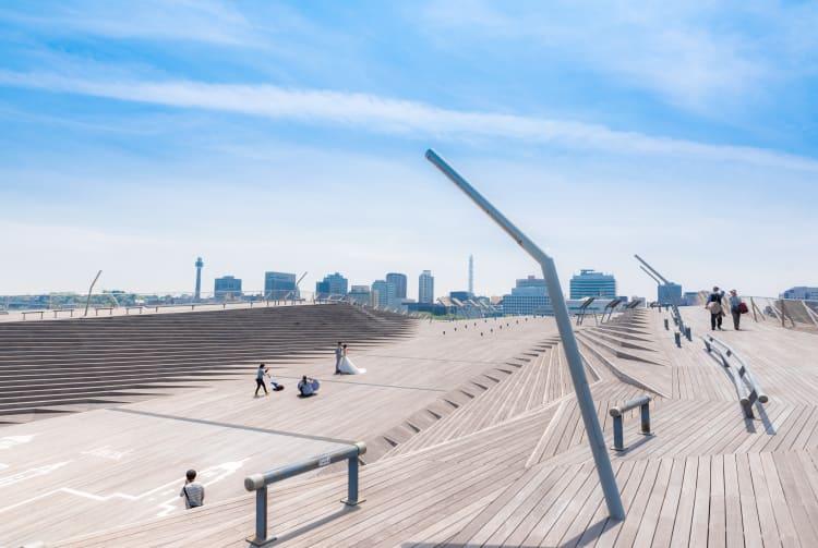 Osanbashi Yokohama