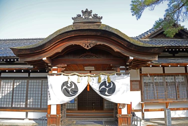 Nagahama Hachiman-gu Shrine