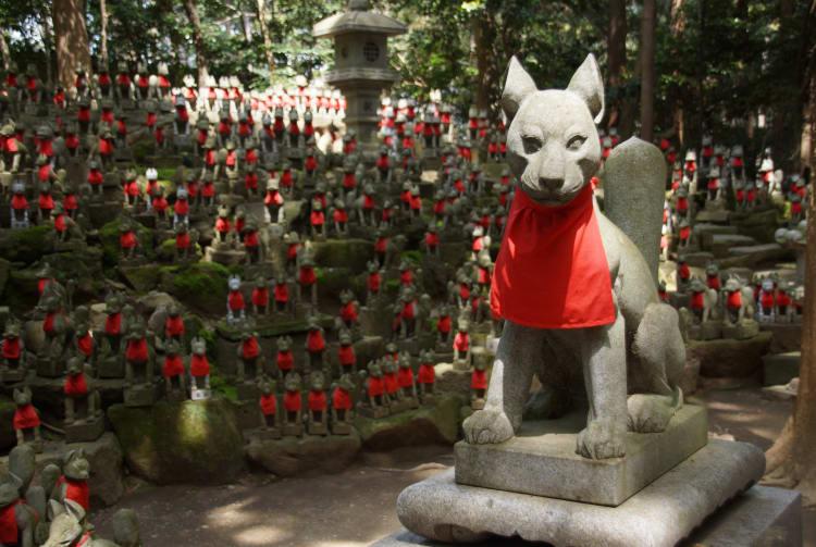 Toyokawa Inari Shrine