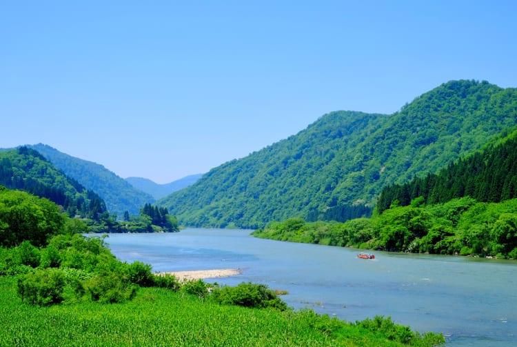 Mogami River Cruise