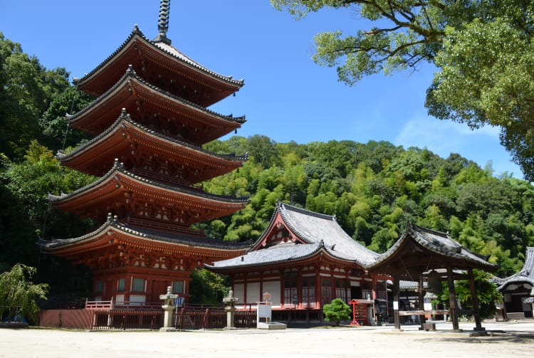 Myo-o-in Temple