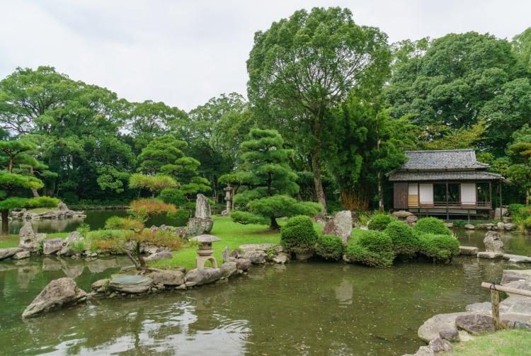 Tensha-en Garden