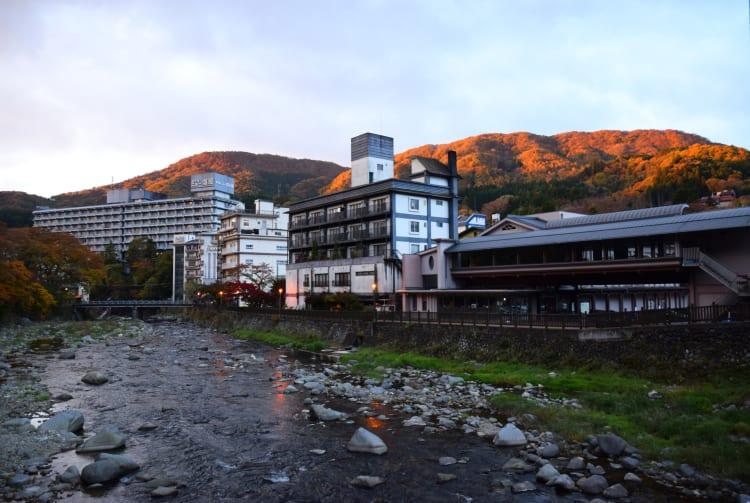 Shiobara Hot Springs Village