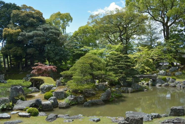 Sampo-in Temple Garden