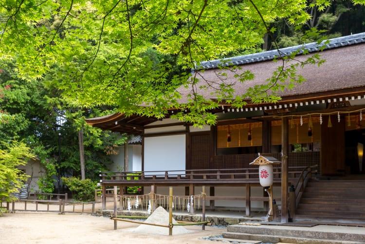 Ujigami Shrine