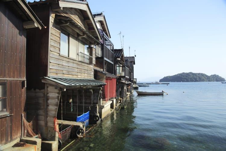 Ine Boathouse
