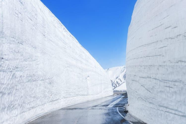 Tateyama Snow Corridor