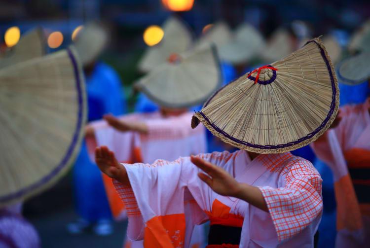 Owara Kaze-no-Bon Festival