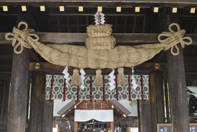 Hokkaido-jingu Shrine