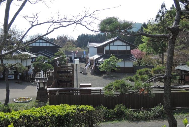 Matsumae Clan Mansion Reconstruction