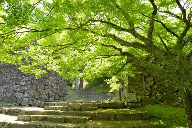 Ruins of Hitoyoshi Castle