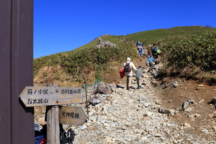 Mount Tanigawadake