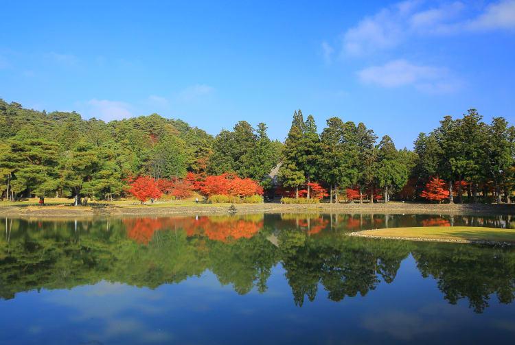 hiraizumi area