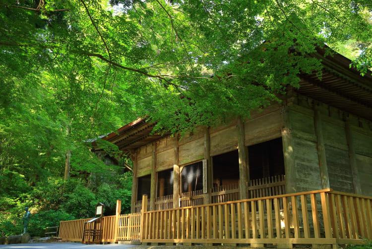 Chuson-ji Temple