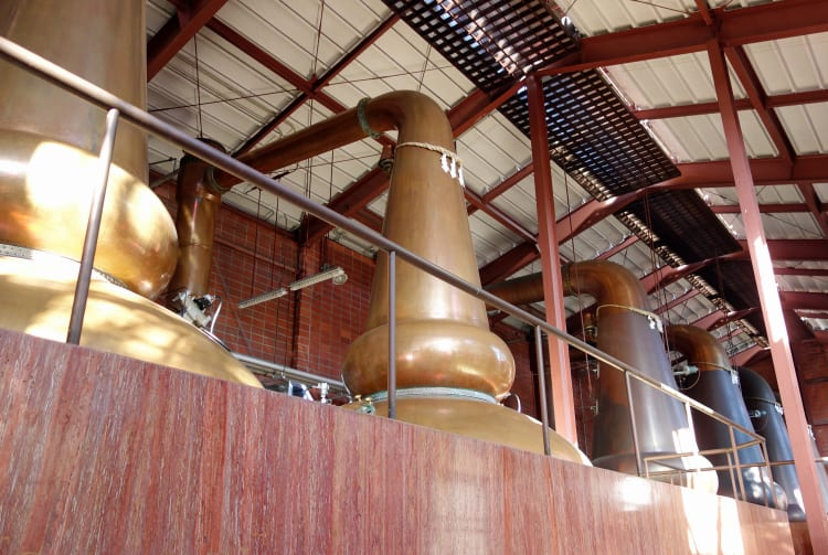 Nikka Whisky Miyagikyo distillery
