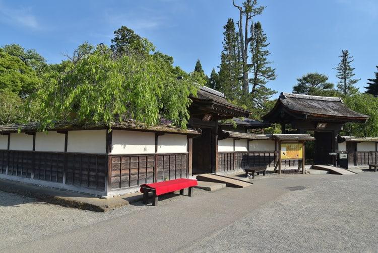 Tsurugajo Park