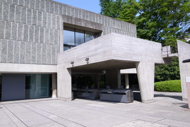 Kokuritsu Seiyo Bijutsukan -The National Museum of Western Art