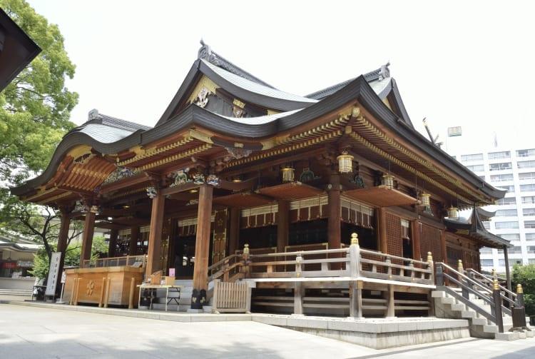 Yushima Tenman-gu Shrine