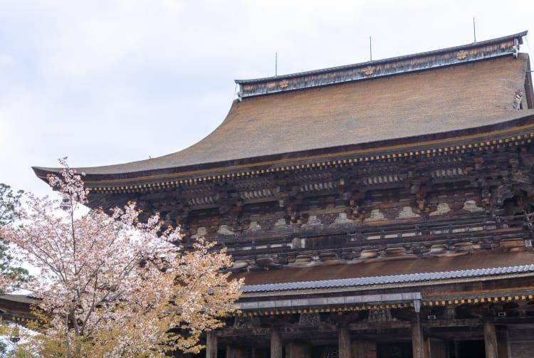 kinpusen-ji temple zao-do