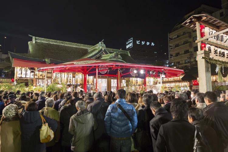 Imamiya Ebisu-jinja Shrine