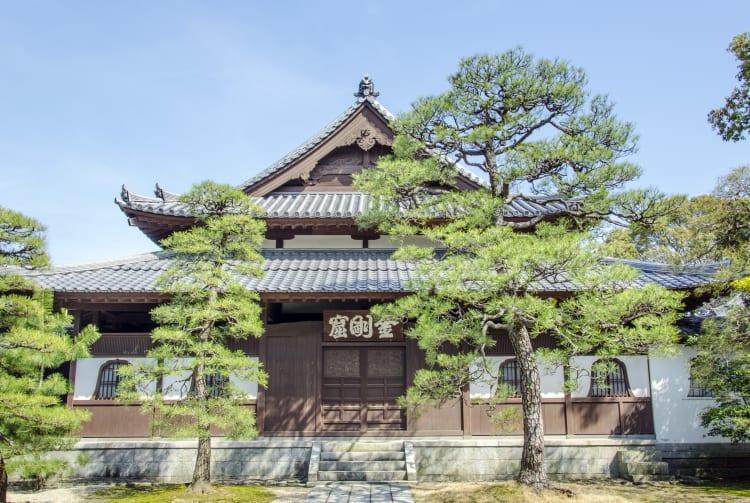 Bairin-ji Temple