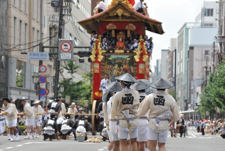 Gion Festival   Japanese Matsuri   Japan Travel   JNTO