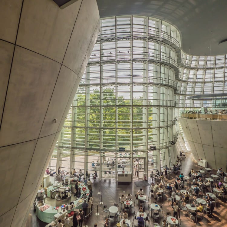 The National Art Center Tokyo