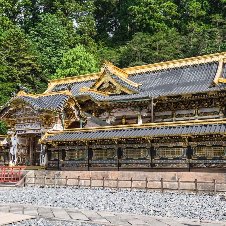 Nikko-Tosho-gu Shrine
