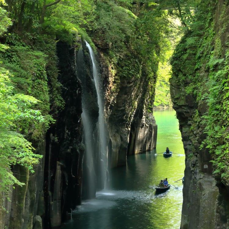 Takachiho Kyou Gorge